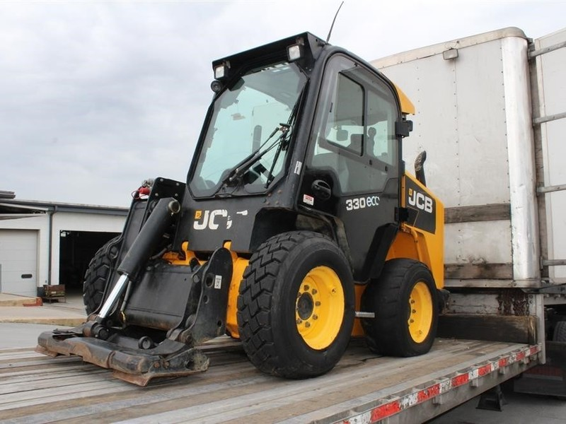 Used JCB 330 Skid Steers for Sale | Machinery Pete
