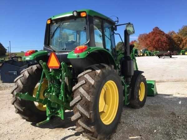 2016 John Deere 6130M Tractor