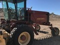 2002 New Holland HW340 Self-Propelled Windrowers and Swather