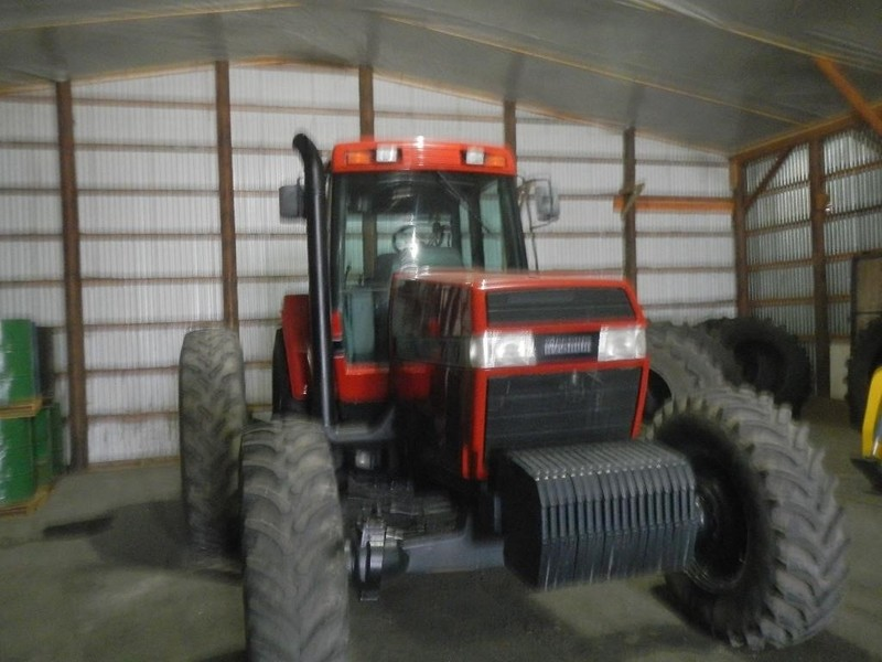 1995 Case IH 7230 Tractor