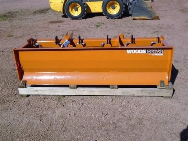 2017 Woods BSS72 Blade - Wausau, Wisconsin | Machinery Pete