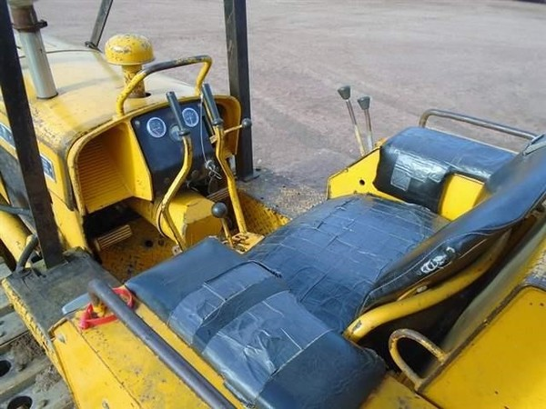1967 John Deere 350 Crawler