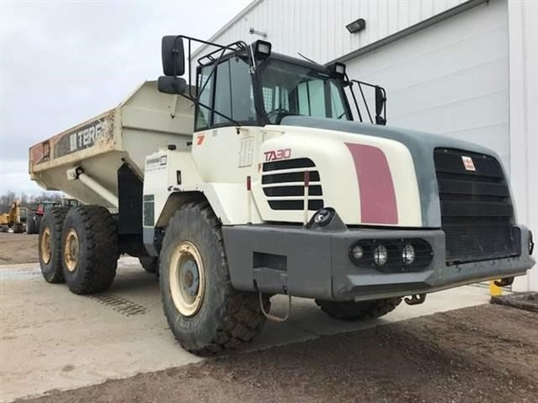 2007 Terex TA30 Forestry and Mining