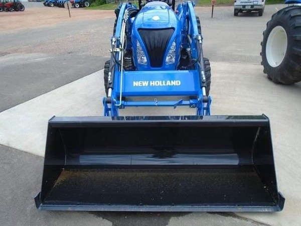 Used New Holland Front End Loaders for Sale | Machinery Pete