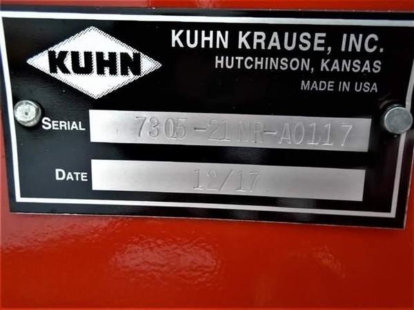 2018 Krause 7300-21WR Disk