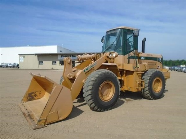Used Wheel Loaders for Sale | Machinery Pete