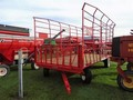 2017 E-Z Trail 918 Bale Wagons and Trailer