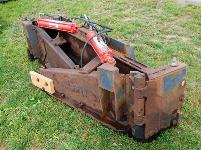 N-Tech 12 Loader and Skid Steer Attachment