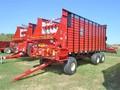 2018 Meyer RT220 Forage Wagon
