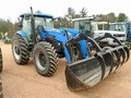 2009 New Holland T6070 100-174 HP