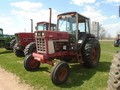 1977 International Harvester 1086 100-174 HP