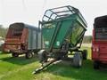 Badger 115LH Forage Wagon