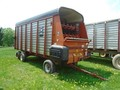 Meyer 3518 Forage Wagon