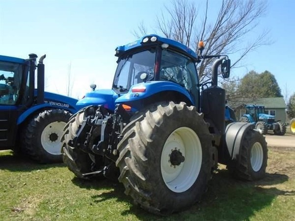 2016 New Holland T8.320 Tractor