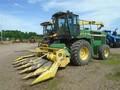 1999 John Deere 6750 Self-Propelled Forage Harvester