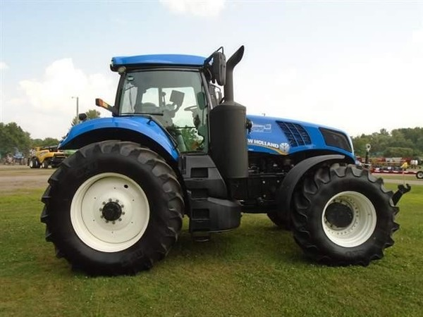 2015 New Holland T8.380 Tractor