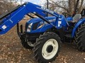 2018 New Holland 611TL Front End Loader