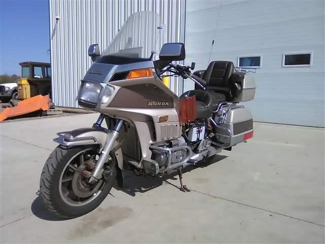1986 Honda GOLD WING 1200 ATVs and Utility Vehicle