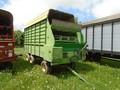 John Deere 716A Forage Wagon