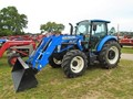 2016 New Holland T4.110 100-174 HP