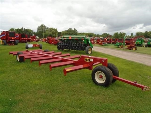 Used H & S Bale Wagons and Trailers for Sale | Machinery Pete