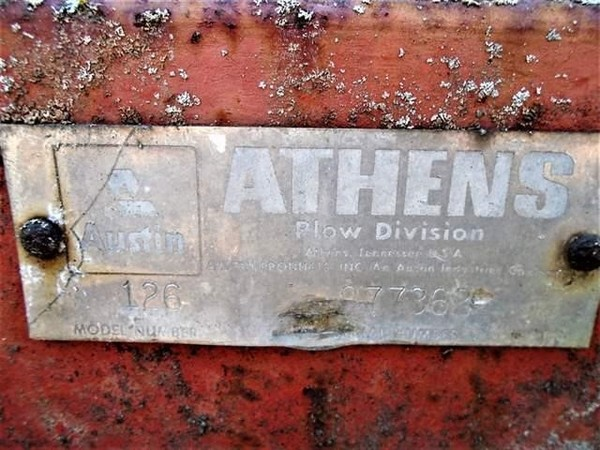 Athens 127 Disk