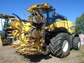 New Holland FR600 Self-Propelled Forage Harvester