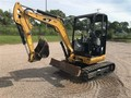 2013 Caterpillar 302.7D CR Excavators and Mini Excavator