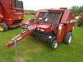 New Idea 4845 Round Baler