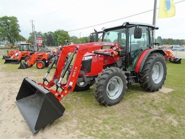 Used Massey Ferguson Tractors 40-99 HP for Sale   Machinery Pete
