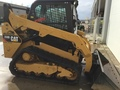 2015 Caterpillar 259D Skid Steer