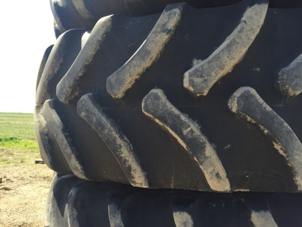 Firestone 600 Wheels / Tires / Track