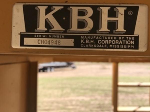 2013 KBH Boll Buggy Cotton