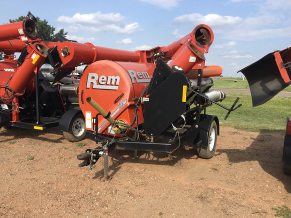 Used Rem 3700 Grain Vacs for Sale   Machinery Pete