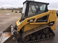 2015 Caterpillar 247B3 Skid Steer