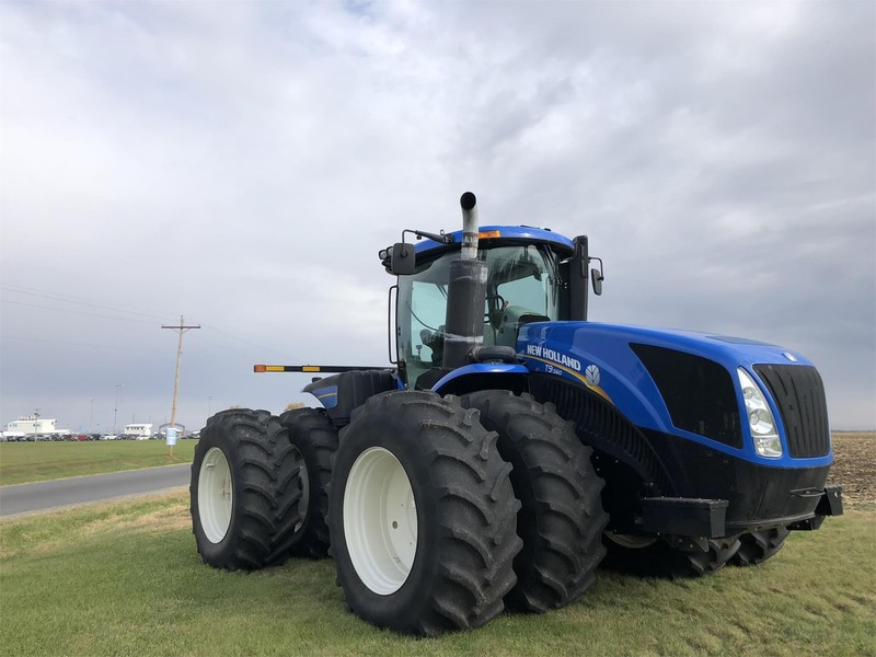 2014 New Holland T9.560 Tractor