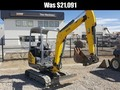 2016 Wacker Neuson ET20 Excavators and Mini Excavator