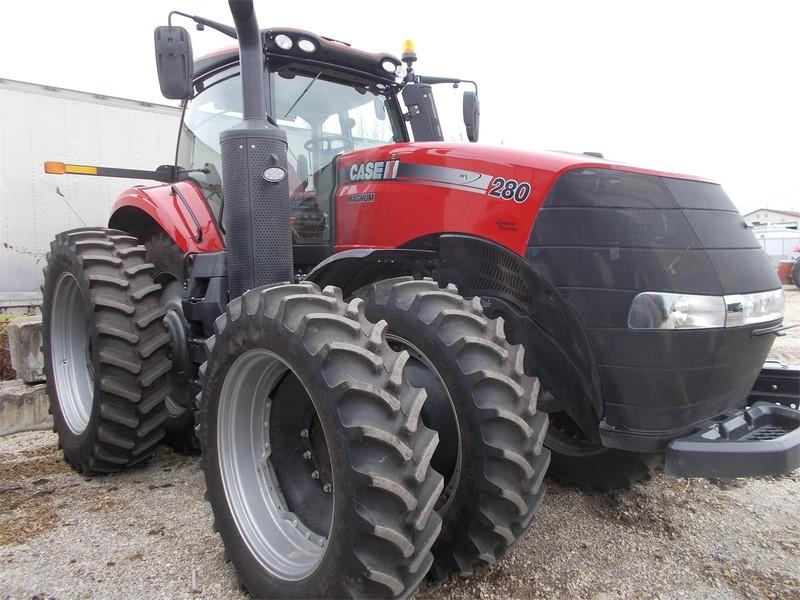 2018 Case IH Magnum 280 Tractor