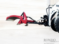 Hiniker 2891 Loader and Skid Steer Attachment