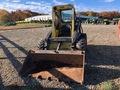 1988 New Holland L555 Skid Steer