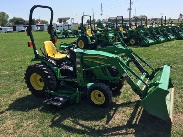 Used John Deere Tractors For Sale Machinery Pete. 2010 John Deere 2520 Under 40 Hp. John Deere. 3032e John Deere Pto Diagram At Scoala.co