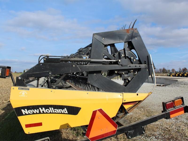 New Holland 84C Platform