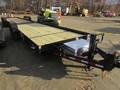 2019 Cam Superline 16' Tilt Trailer Flatbed Trailer