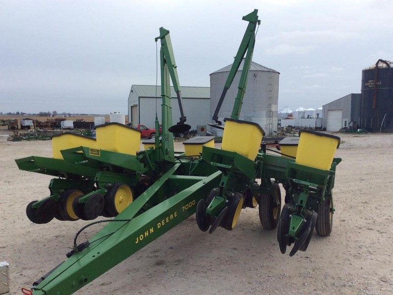 John Deere 7000 Planters For Sale Machinery Pete