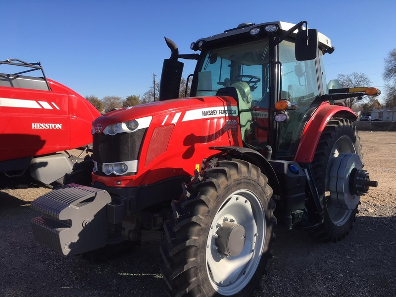 Used Massey Ferguson Tractors 100-174 HP for Sale | Machinery Pete