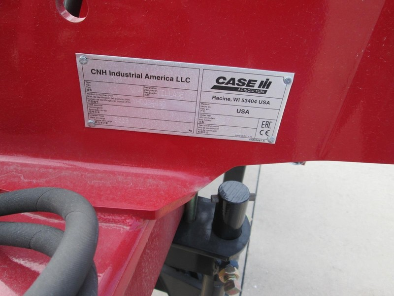 2017 Case IH Ecolo-Til 2500 In-Line Ripper