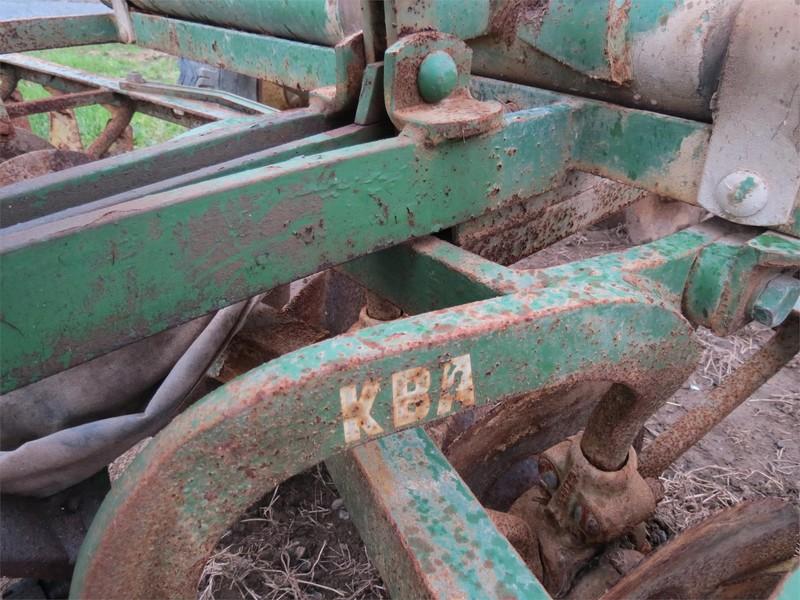 John Deere KBA Disk
