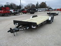 2019 Rice FMCR8220 Flatbed Trailer