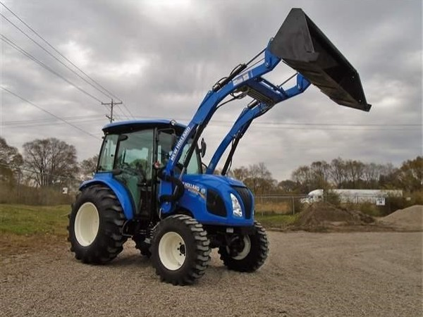 2019 New Holland Boomer 50 Tractor