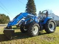 2018 New Holland T5.120 100-174 HP